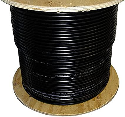 150 ft 400 Series Ultra Low Loss Coax Cable w//N Male Connectors for RF//CB Applications CA400
