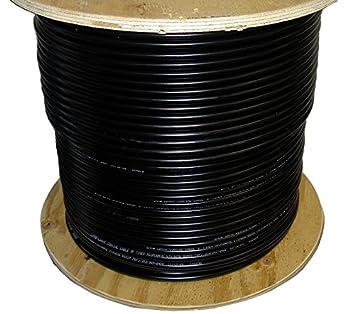 1000 m carrete Ultra serie 400 de baja pérdida Cable Coaxial de RF/CB aplicaciones
