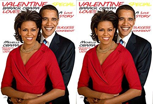 Valentine Special: Barack Obama loves Michelle Obama