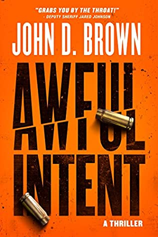 book cover of Awful Intent