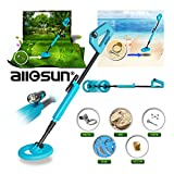 all-sun TS20ALAN Junior Metal Detector for ChildrenBlue