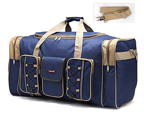 Millennium International Large Square Cargo Duffel Bag Sport