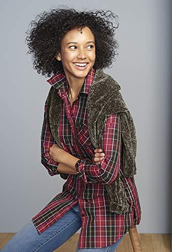 Orvis Chenille - Orvis Womens Chenille Relaxed Sweater, Wine, Medium