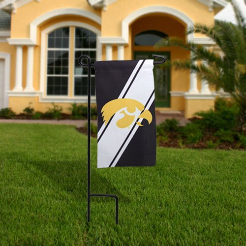 NCAA Iowa Hawkeyes Mini Yard Flag