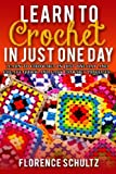 Learn to Crochet In Just One Day: Learn to Crochet in Just One Day and Create Quick and Easy Crochet Projects