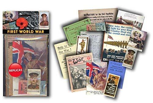 - Resources For Teaching World War 1 - Memorabilia Pack
