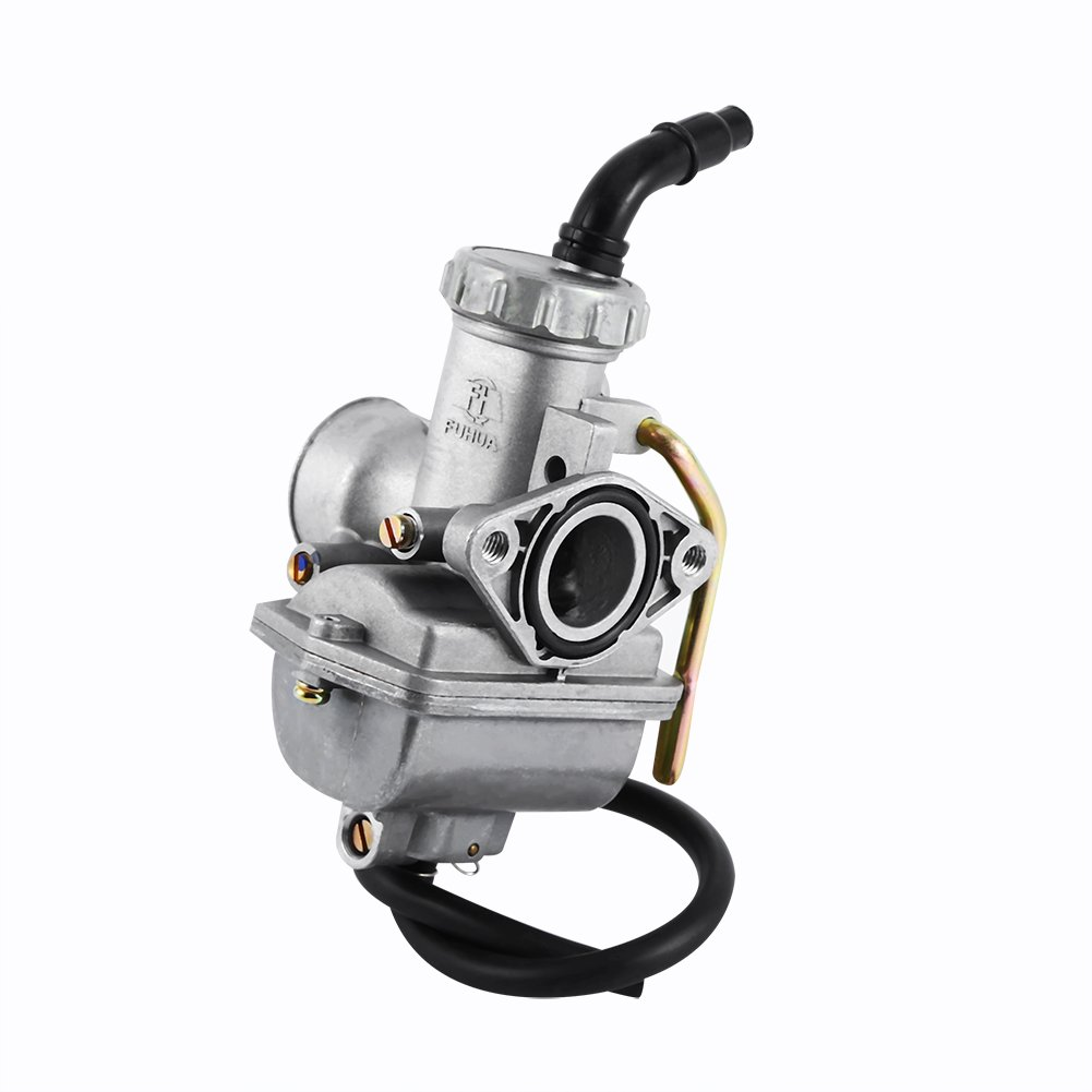 Qiilu For PZ20 50cc 70cc 90cc 110cc 125cc ATV Quad Go-kart Carburetor CARB TAOTAO SUNL NEW