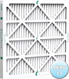 16-3/8x21-1/2x1 Air Filter for Carrier, Bryant and Payne MERV 13, Case of 12