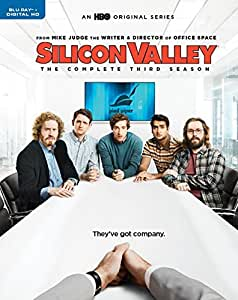 Silicon Valley: The Complete Third Season BD with Digital HD [Blu-ray]