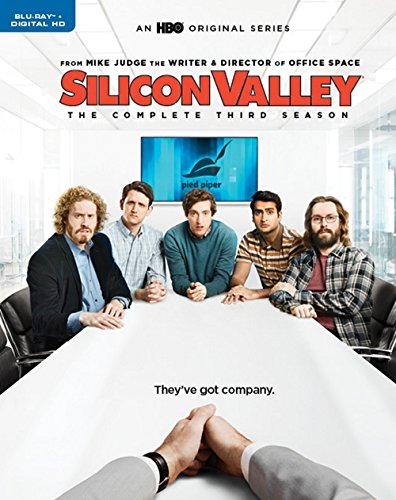 Blu-ray : Silicon Valley: The Complete Third Season (Full Frame, Digital Theater System, AC-3, Digitally Mastered in HD, 2 Pack)