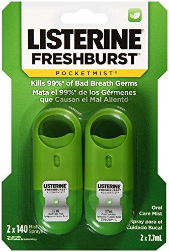 Price comparison product image Listerine Fresh Burst Floss, 2 Count