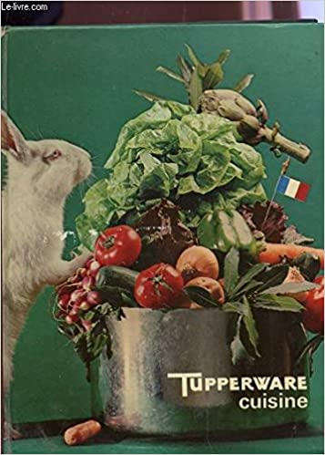 Livre de recettes Tupperware