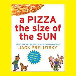 A Pizza the Size of the Sun Audiobook