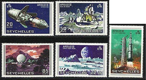The 8 best seychelles stamps