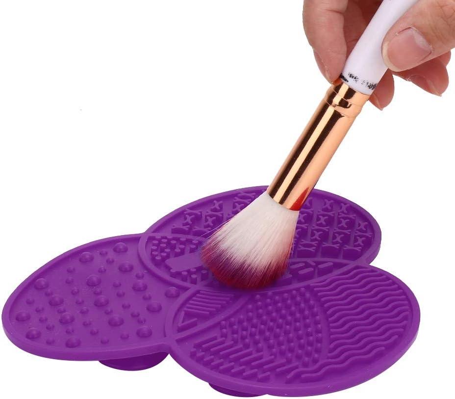 para lavar y limpiar de silicona Limpiador de brochas de maquillaje