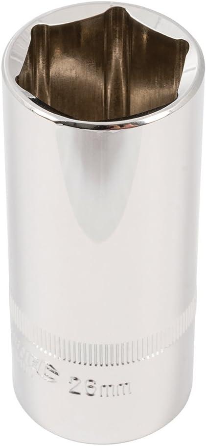 Silverline 718106 Socket 1//2-inch Drive Deep Metric 32 mm