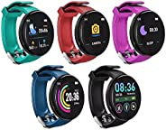 Smart Watch,Fitness Watch for Men Woman Activity Tracker with Monitor IP65 Waterproof Bluetooth Smartwatch Tou