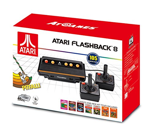 Atari AR3220 Flashback 8 Classic Game Console from Atgames