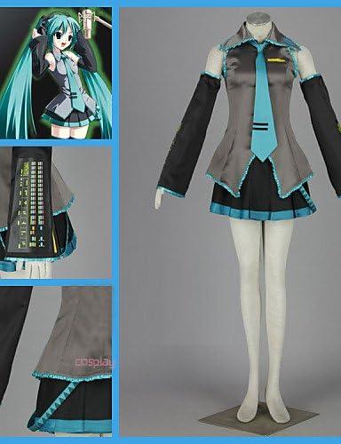 CH & CH – Vocaloid – Hatsune Miku – con blusa/Rock/corbata/Mangas ...