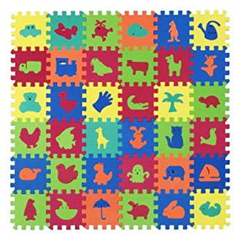 puzzlematte baby test
