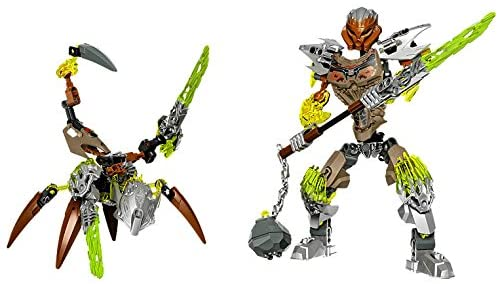 LEGO Bionicle - 71306 - Pohatu - Unificateur De La Pierre
