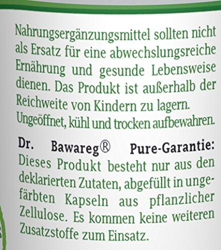 Dr. Bawareg BIO Kurkuma Kapseln