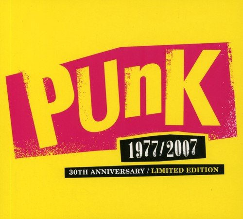 Punk 1977-2007: 30 Anniversary [Limited Edition] by Music Brokers Arg