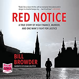 Red Notice Audiobook