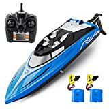 Remote Control Boat, ROTOBAND RC Boat for Pools and Lakes 2.4GHz 25km/h High