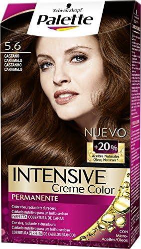 Palette Intense - Tono 5.6 Castaño Caramelo - 2 uds ...