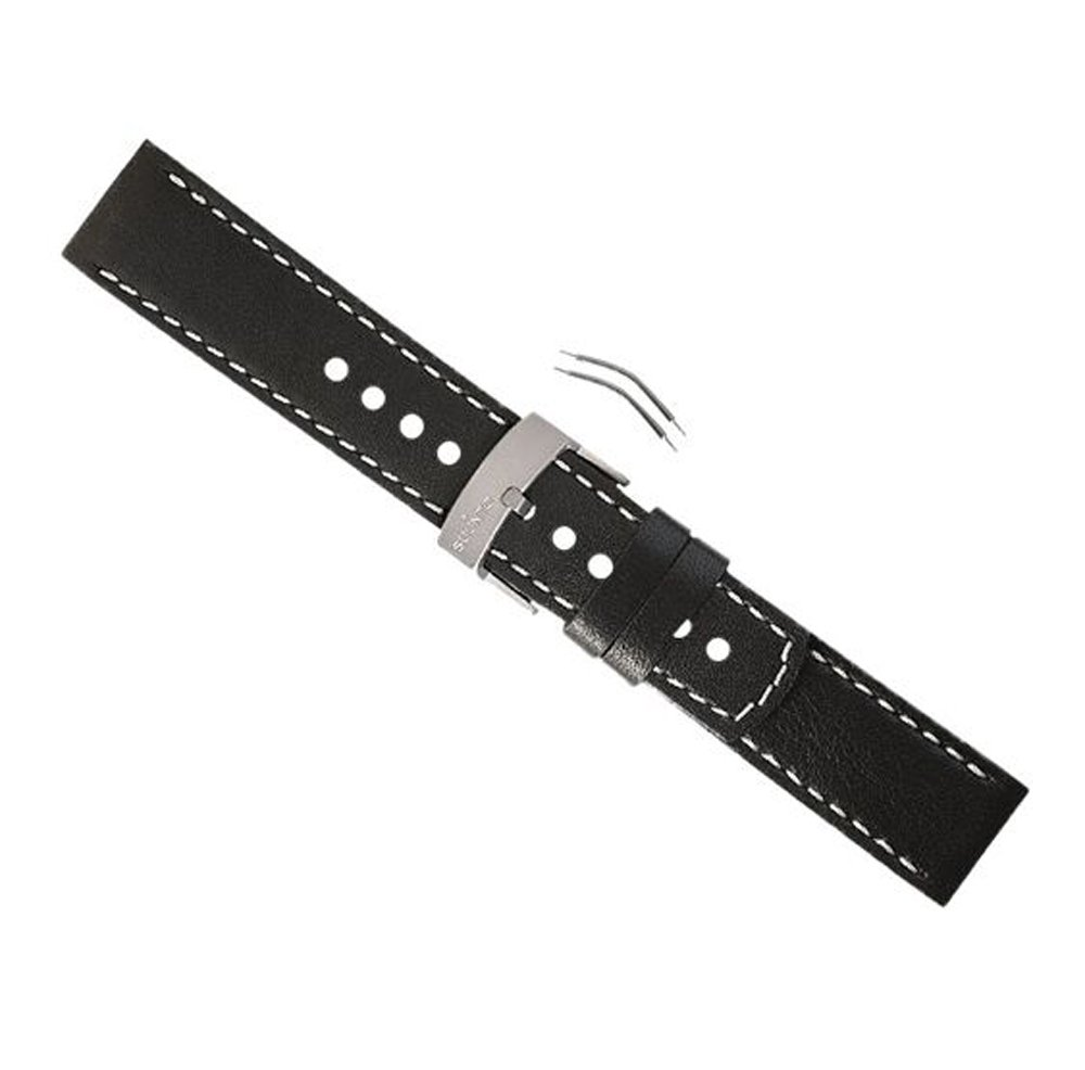 NEW Suunto Elementum Terra Black Leather Strap Kit