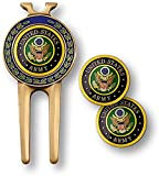 Armed Forces Depot U.S. Army Divot Tool and Ball Markers