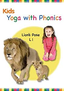 Amazon.com: Kids Yoga with Phonics DVD (New 2011) ABC ...
