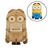 Despicable Me Minion Wood Model Kit - Build, Paint and Collect Your Own Wooden Model - Great for Kids and Adults, 8+ - 2.75'' h