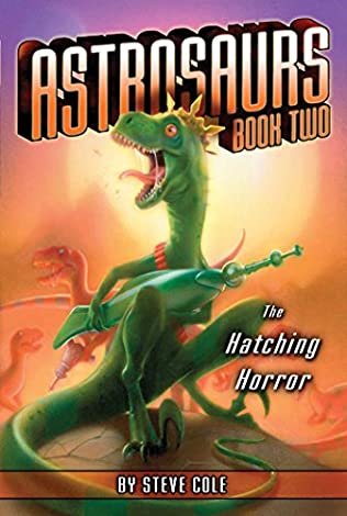 book cover of Hatching Horror