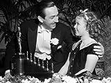 B&W Photo Walt Disney & Shirley Temple