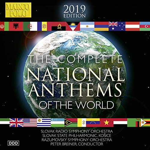 The Complete National Anthems of the World - 2019 Edition (Box Set)