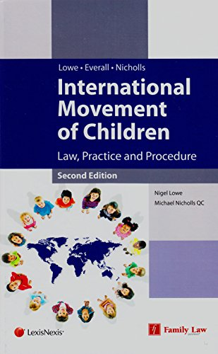 International Movement of Children: Law, Practice and Procedure (Second Edition)