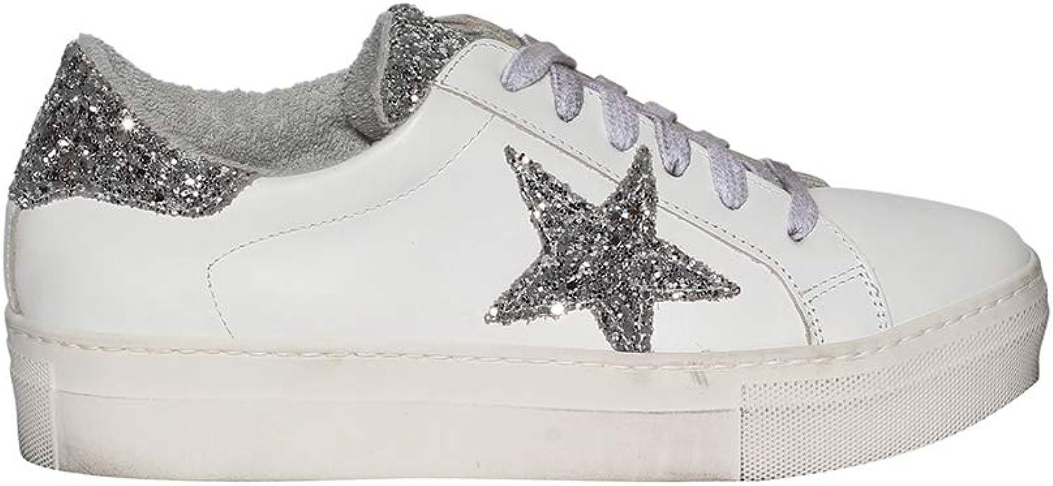 Meline Sneaker in Pelle con Stella