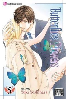 Butterflies, Flowers, Vol. 5 by [Yoshihara, Yuki]