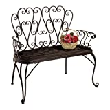 Design Toscano French Quarter Garden Bench Review