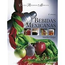 Bebidas Mexicanas: La Ruta del Espíritu (Cocina Regional Mexicana) (Spanish Edition) by Martha Chapa (1999-05-03)