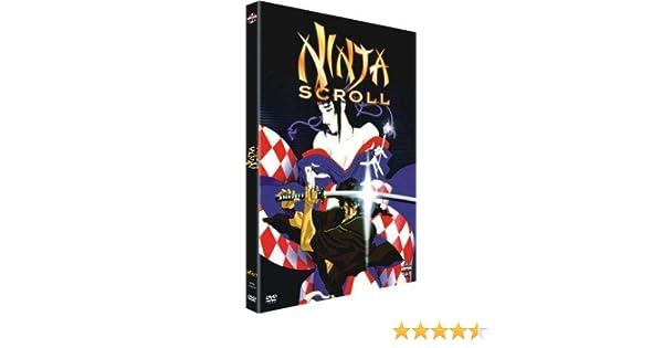 Ninja Scroll [Francia] [DVD]: Amazon.es: Yoshiaki Kawajiri ...