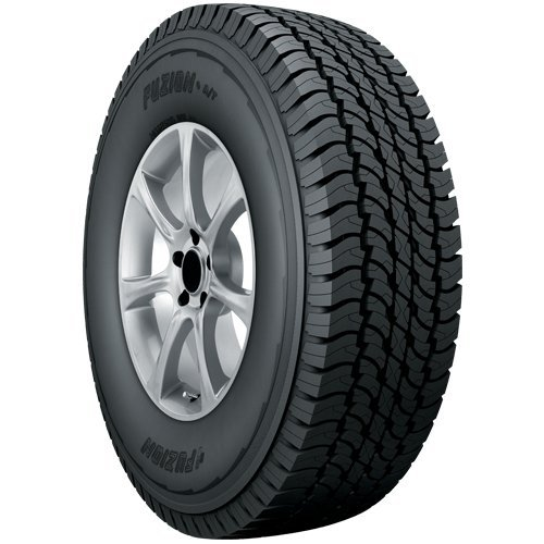 Fuzion Fuzion AT All-Terrain Radial Tire - 265/70R17 113S
