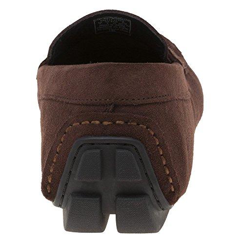 Emporio Armani Driving Shoe Scarpe Uomo Marrone Marrone