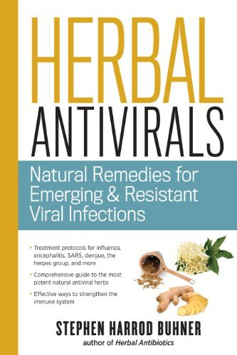 Herbal Antivirals: Natural Remedies for Emerging & Resistant Viral Infections by Stephen Harrod Buhner 2013-09-24: Amazon.es: Stephen Harrod Buhner: Libros