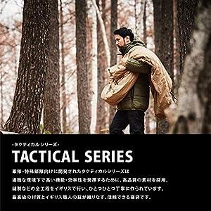 Snugpak (Sunagupakku) Sleeping Bag Tactical 2 Right Hand Black UK Model [Comfortable Temperature 0 Degrees] (Japan Genuine)