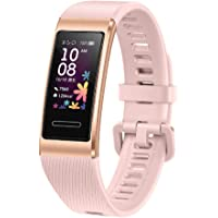 Huawei Band 4 Pro - Smart Band Fitness Tracker with 0.95 Inch AMOLED Touchscreen, 24/7 Heart Rate Monitor, Indoor…