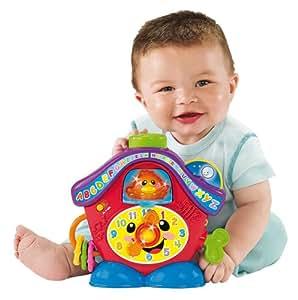Fisher Price R7158 - Reloj Cucú Aprendizaje (Mattel)