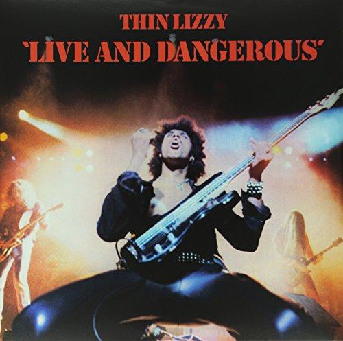 Vinilo : Thin Lizzy - Live and Dangerous (180 Gram Vinyl, Deluxe Edition, 2 Disc)